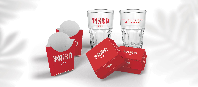 Packaging Piken