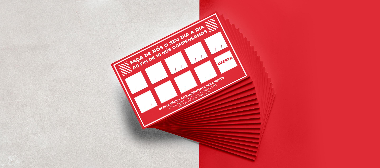 Cartão de Fidelização Piken