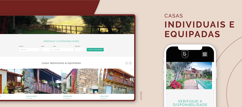 Bairro do Casal Website - casas
