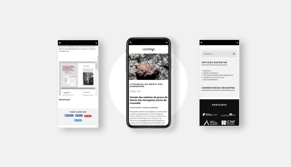 Website Lucanus
