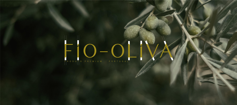 Fio Oliva - Logótipo scale